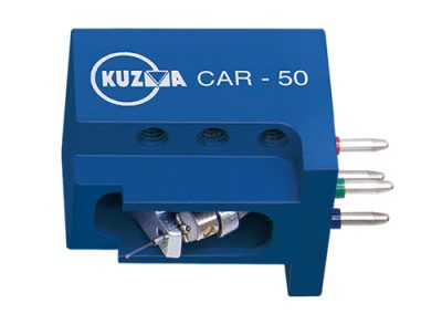 Capital Audiofest Kuzma CAR-50 MC Phono Cartridge